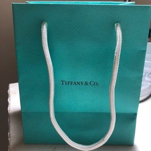 Tiffany bag.